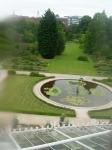 Utsikt ut från växthustaket