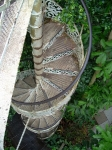Spiraltrappan ner