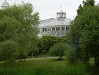 Växthuset utifrån