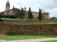 Union Buildings Park, Pretoria